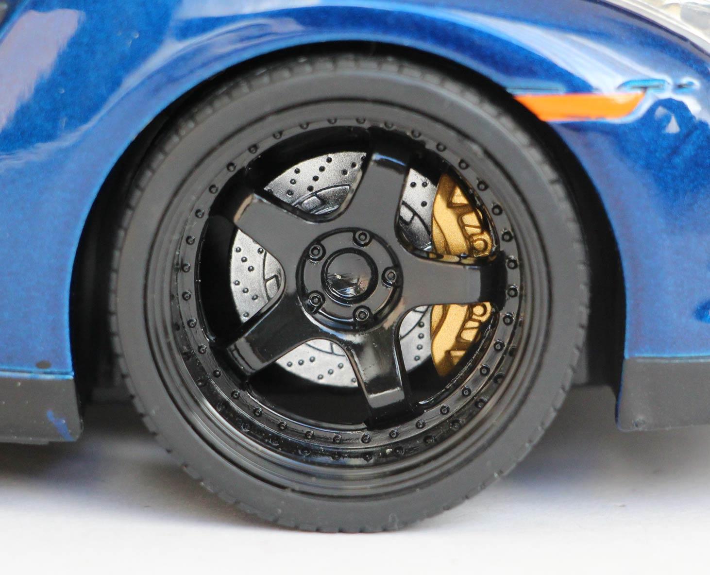 Fast Amp Furious 7 Nissan Gt R R35 Ech 1 18 Jada Toys