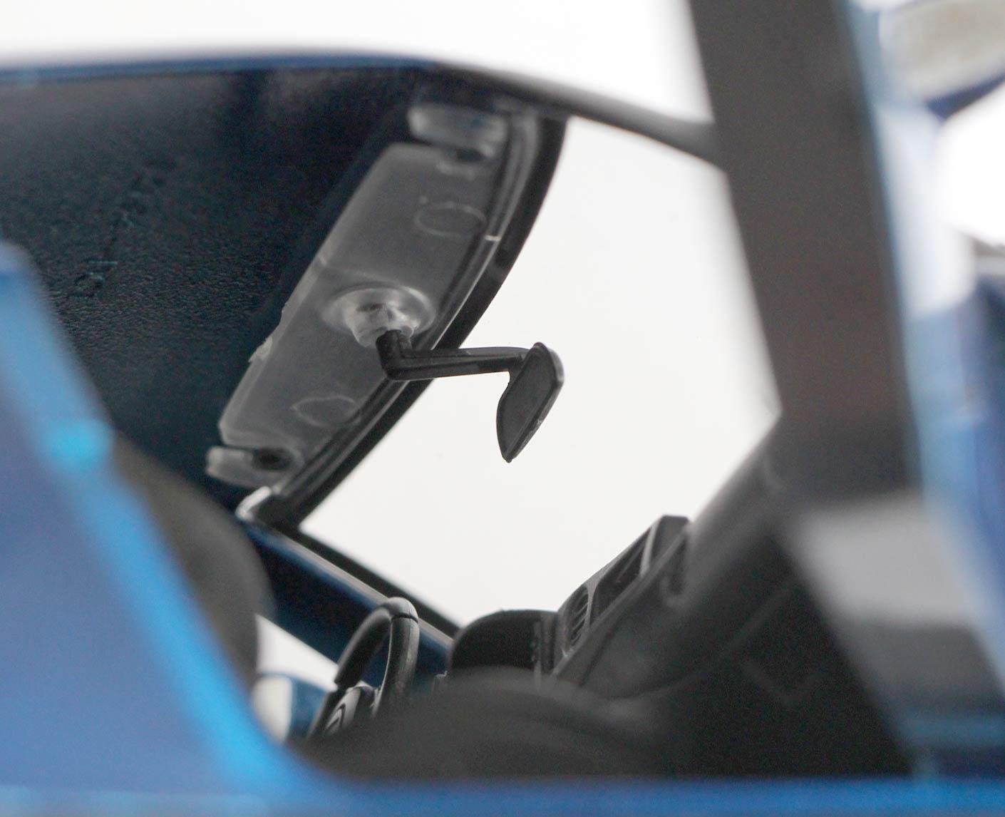 Ciel de toit de la Nissan GT-R R35 - Fast & Furious Jada Toys ech 1-18