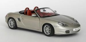 Porsche Boxster 1-18 Autoart
