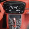 Console centrale Porsche Boxster 986 Autoart 1-18
