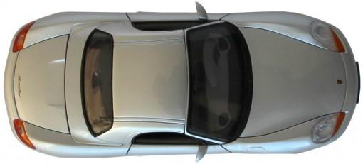 Porsche boxster 986 hard top ech 1 18 ut models - Voiture vue de haut ...