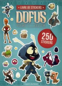 Livre de Stickers - Film Dofus - Julith