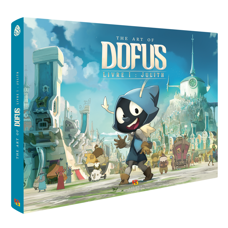 dofus film artbook