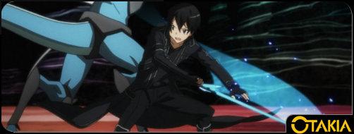 Bandeau otakia Kirito (Sword Art Online)