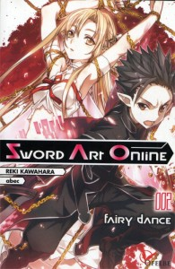 Couverture du roman Sword Art Online - Fairy Dance