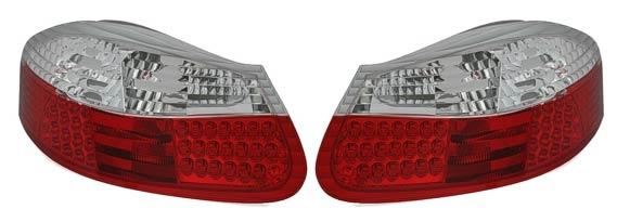 Phares Boxster 986 LED cristal