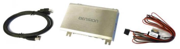 Dension Gateway Boxster 986