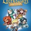 Les Légendaires - Parodia Tome 1