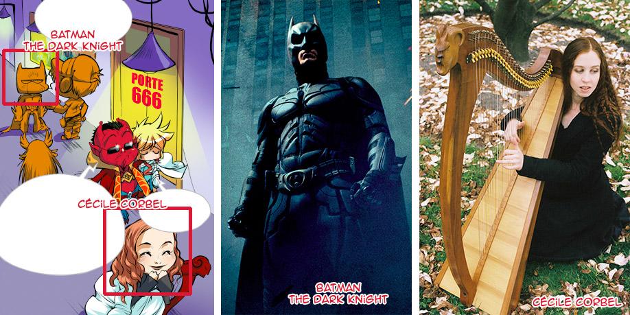 Batman - Les Légendaires