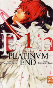 Couverture du manga Platinum End Tome 1