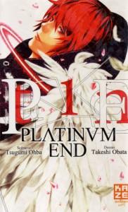 Couverture du manga Platinum End Tome 1