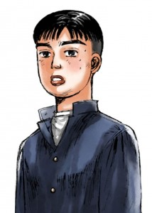 Itsuki Takeuchi - Initial D