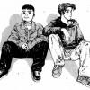 Itsuki et Takumi - Initial D