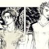 Takumi et Keisuke - Initial D