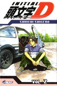 Initial D - Tome 2