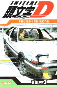 Initial D - Tome 3