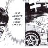 Shingo heurte délibérément Iketani - Initial D