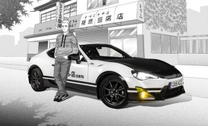 Initial D - Toyota GT86