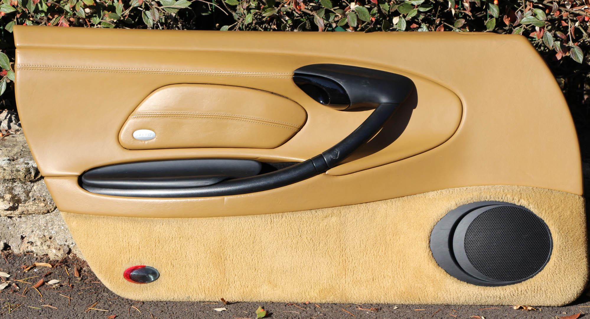 panneau porte beig Boxster 986