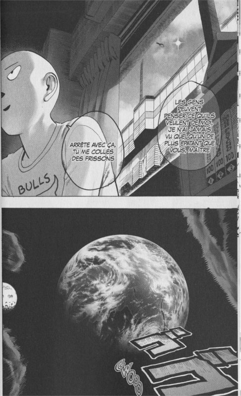 Page 4 du tome 4 du manga One-Punch man