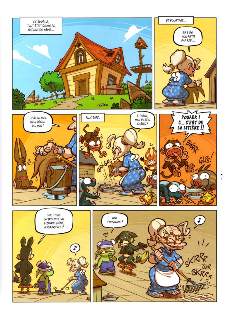 dofus pets tome 2 page 3