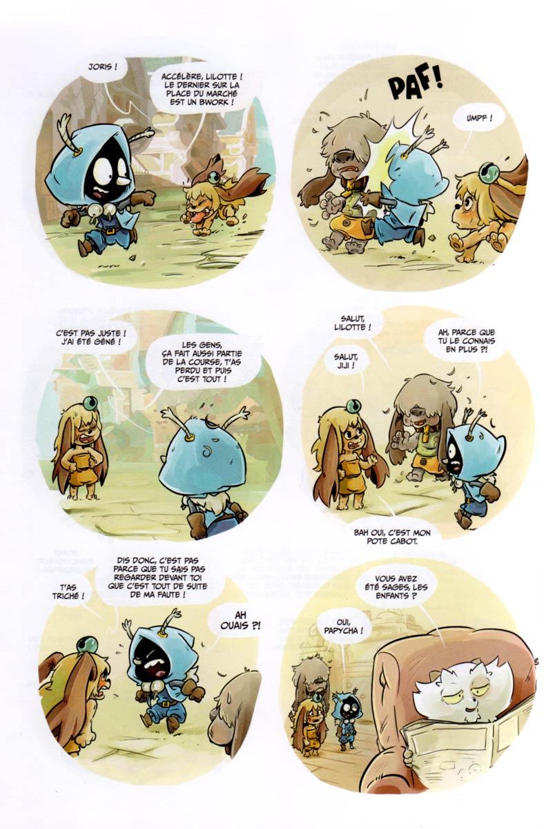 Les dessous de Dofus - page 4