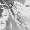 Mirai apprend à voler avec Saki