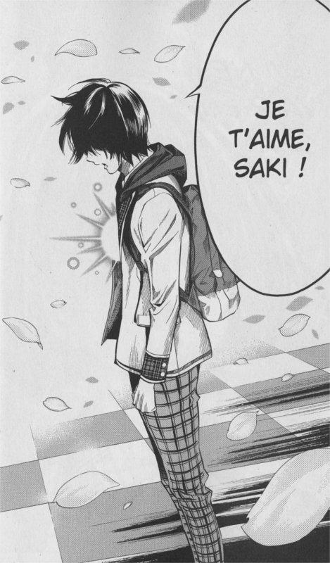 Page 1 du manga Platinum End Volume 2