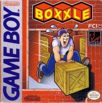 Boxxle Game boy