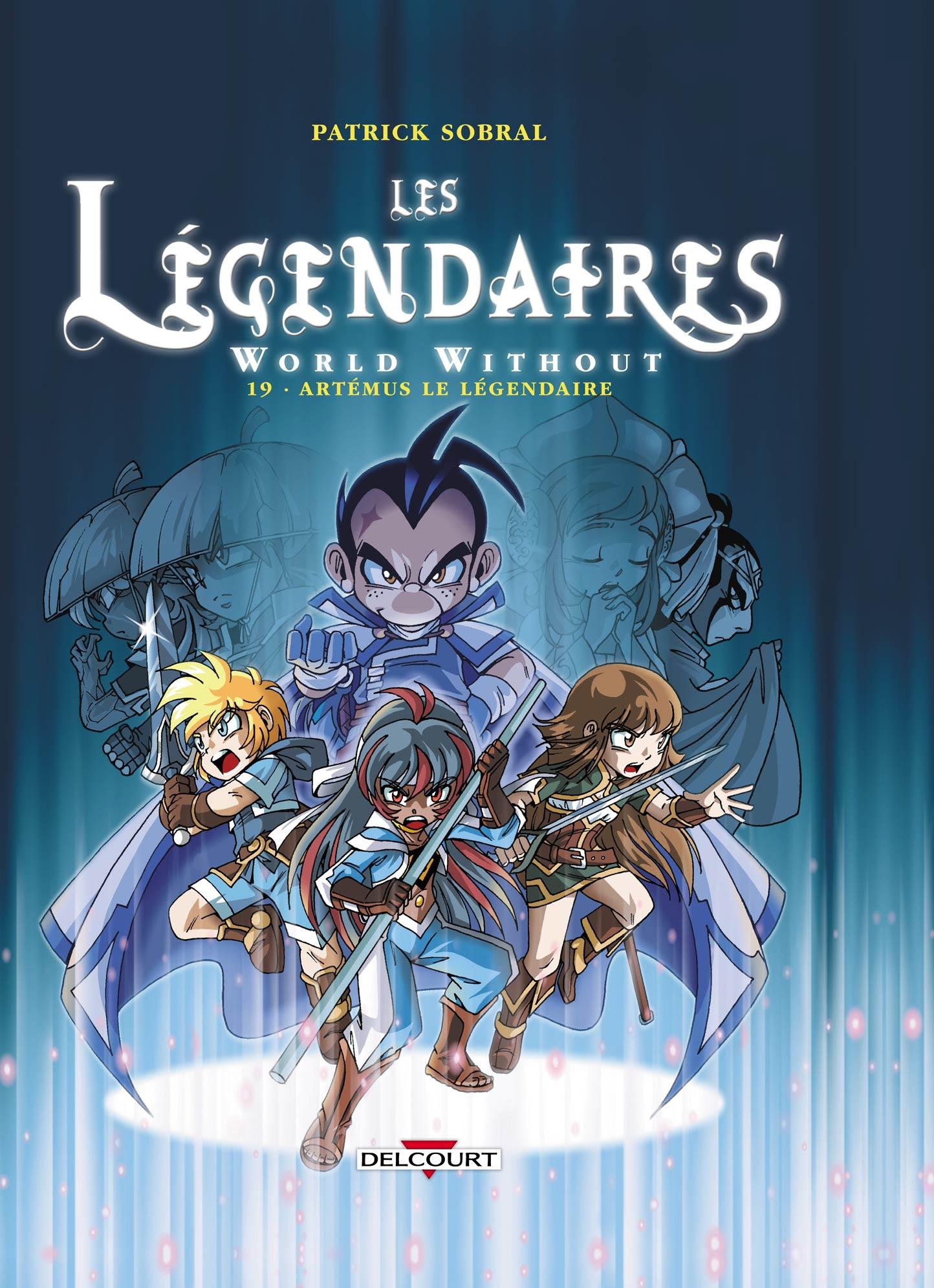 Les Légendaires Tome 19 : Artémus le Légendaire