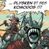 Plysken - Les Légendaires