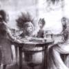 Otomaï, Meriana et Rimanda - Dofus
