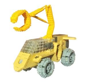 Forcair en Lego de Jayce et les conquérants de la lumière