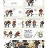 Page 1 du  Tome 2 des Légendaires Parodia
