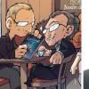 Légendaires parodia Thierry Joor et Guy Delcourt
