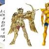 Légendaires parodia tome 3 - armures d'or de Saint Seiya