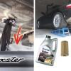 Boxster 986 Vidange - changer huile moteur