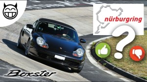 Nürburgring Boxster 986