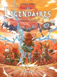 Les Légendaires tome 21