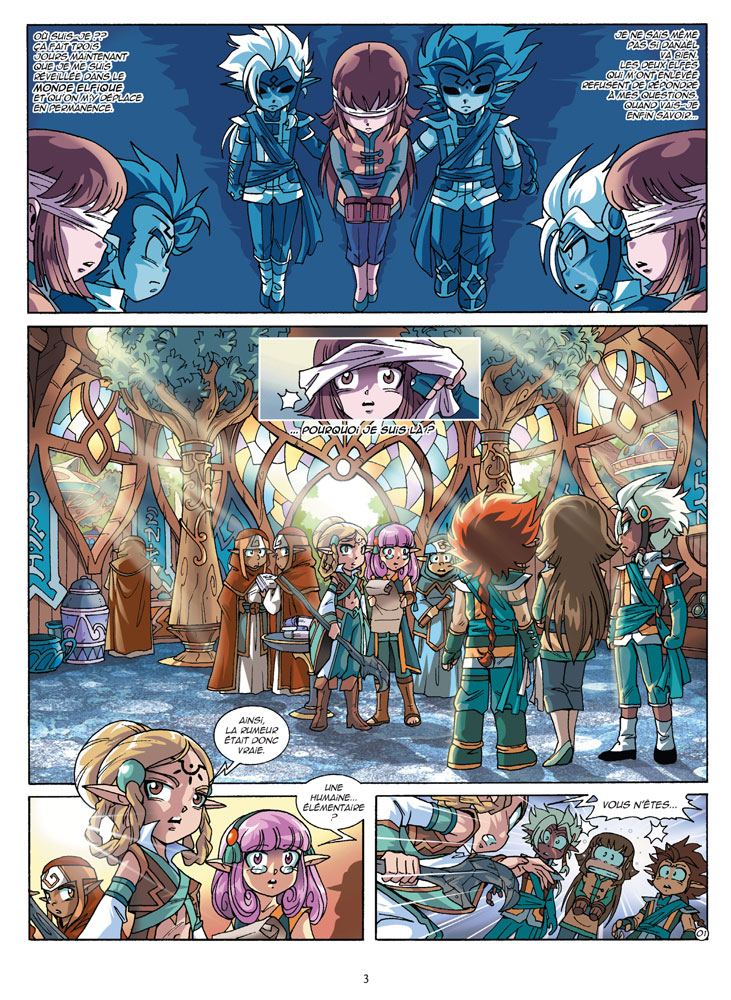 LEGENDAIRES tome 21 page 3