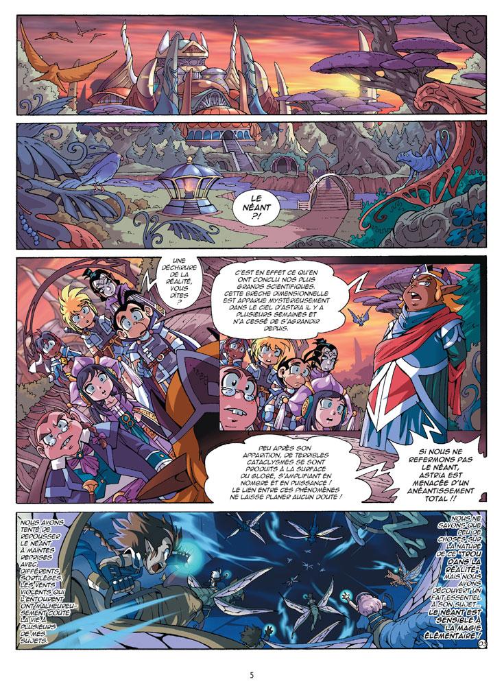 LEGENDAIRES tome 21 page 5