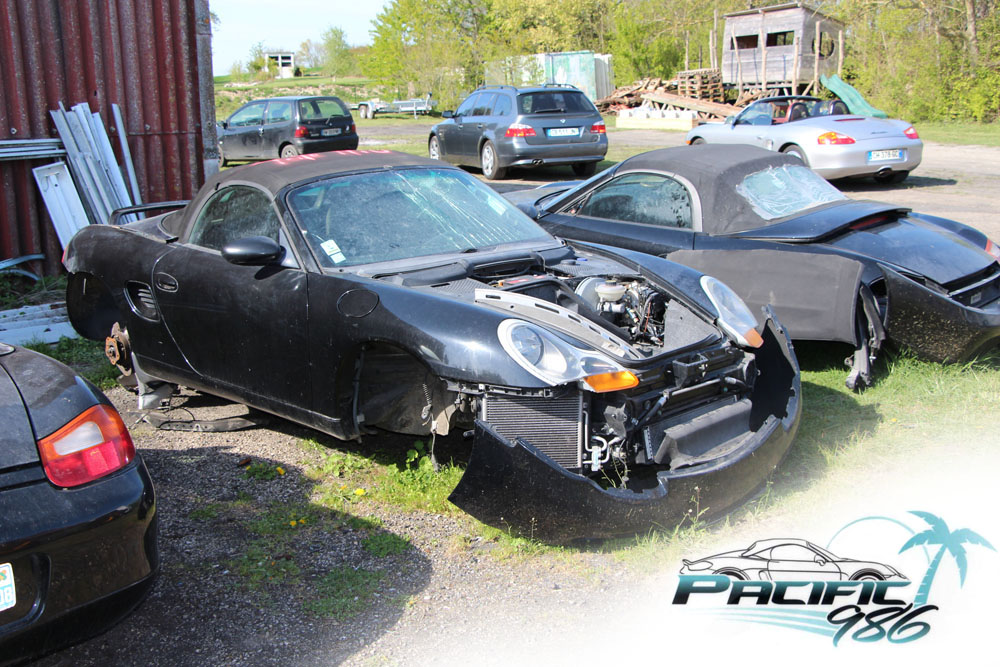 casse Boxster Pacific 986