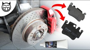 Boxster 986 - Comment changer les plaquettes de frein - Tuto