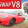 Porsche Boxster V8