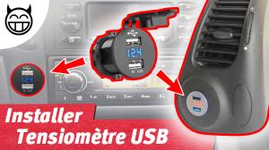 Boxster Tensiomètre USB