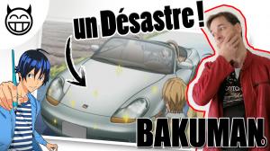 Bakuman Porsche Boxster