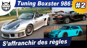 Boxster 986 Tuning Porsche