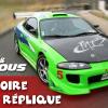 Mitsubishi Eclispe Fast and furious réplique