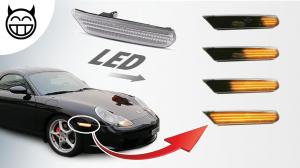 Clignotant LED Porsche 996