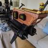 Arcadia atlantis Lego arrière - Albator